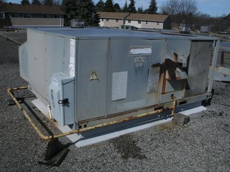 York Lennox Carrier Goodman Packaged Rooftop Unit