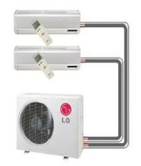 Mr Slim Fujitsu Lg Goodman Heat Pump Ductless Split